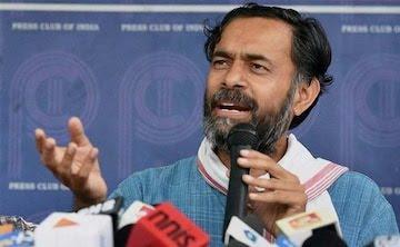 Hollow People With No Ideology: Yogendra Yadav On Anti-BJP Kolkata Rally